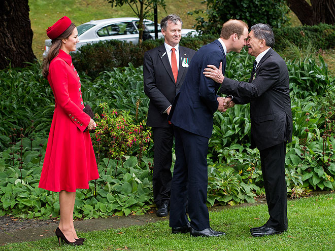 Príncipe William, Kate Middelton, Lewis Moera, Míralos