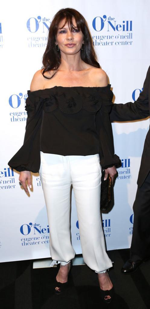 Catherine Zeta-Jones, El look del día