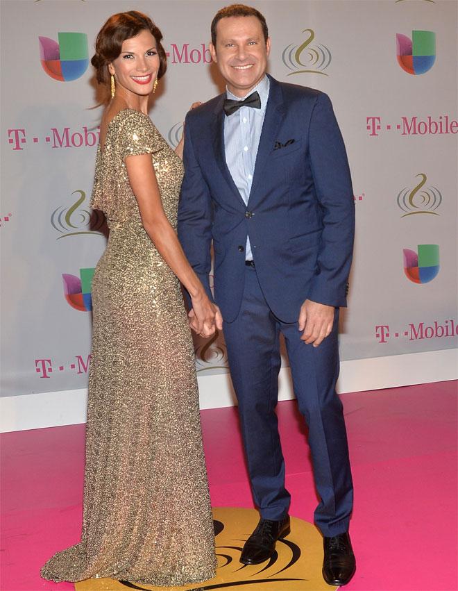 Alan Tacher y su novia, Cristina Bernal