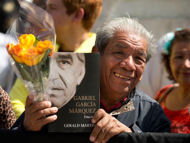 Los lectores despiden a Gabriel García Márquez