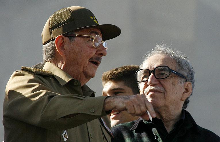 Raúl Castro, Gabriel García Márquez