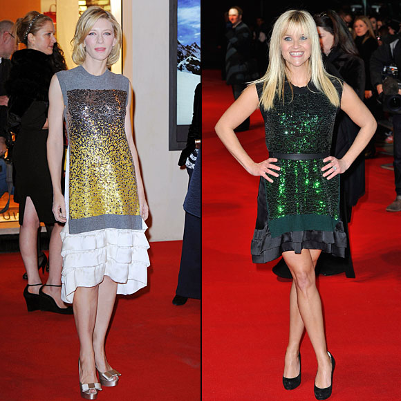 Cate Blanchett, Reese Witherspoon, Dos mujeres