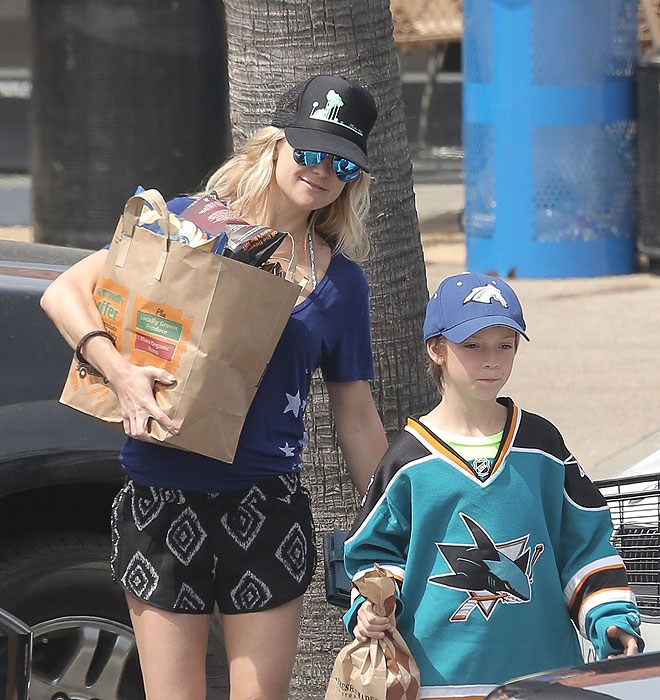 Kate Hudson, Ryder Robinson, Míralos