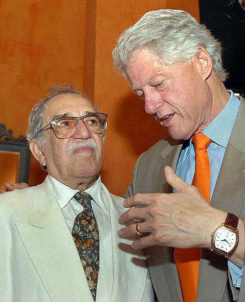 Bill Clinton, Gabriel García Márquez