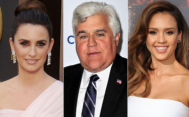 Penélope Cruz, Jay Leno, Jessica Alba, Cumpleaños famosos