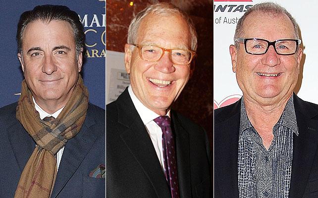 Andy García, David Letterman, Ed O'Neill, Cumpleaños famosos
