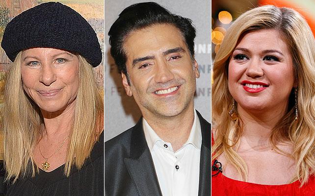 Barbra Streisand, Alejandro Fernández, Kelly Clarkson, Cumpleaños Famosos