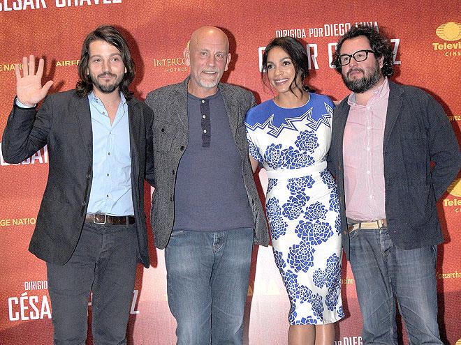 Diego Luna, John Malkovich, Rosario Dawson, Pablo Cruz, Míralos