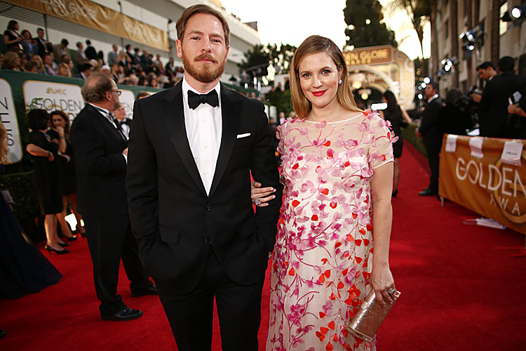 Drew Barrymore y Will Kopelman