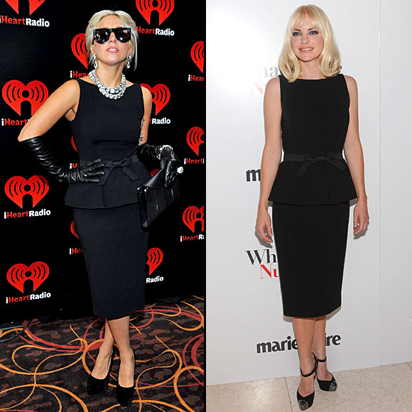 LADY GAGA VS. ANNA