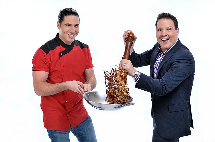 Chef James, Raúl González