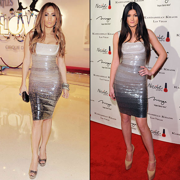J.LO VS. KYLIE