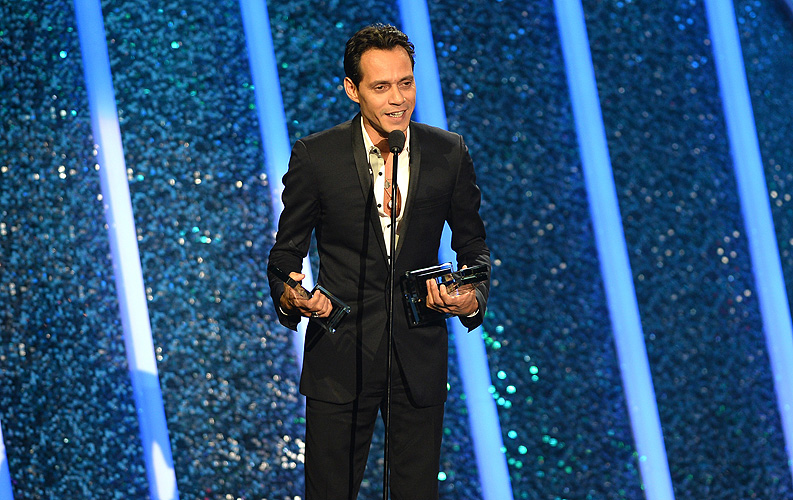 Marc Anthony, Premios Billboard de la Música Latina 2014