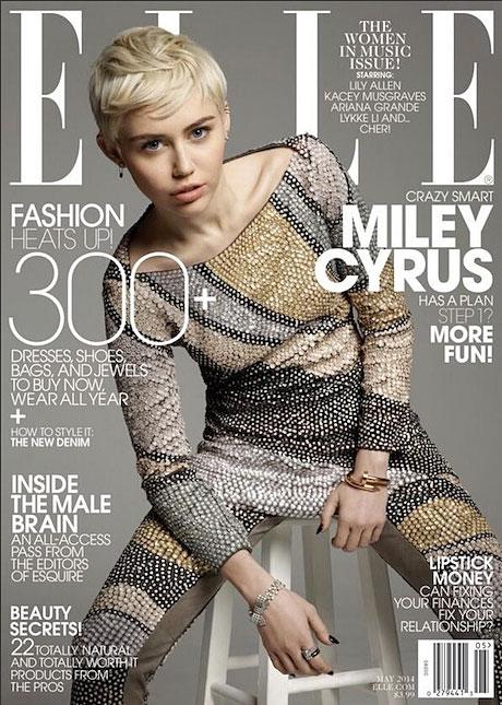 Miley Cyrus, Elle