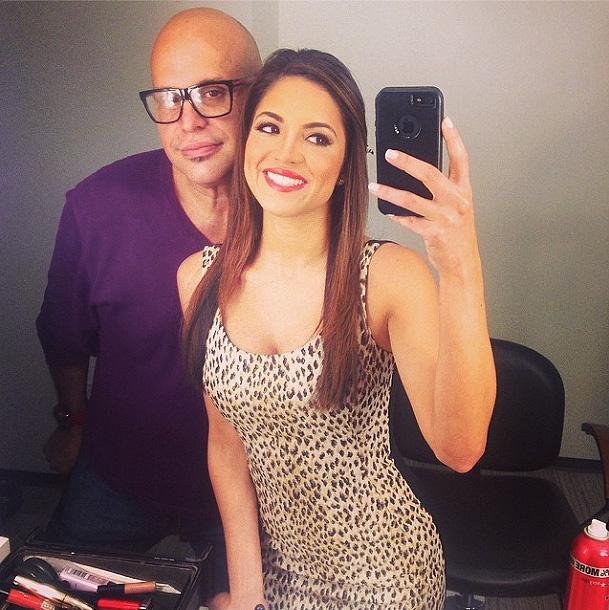 Pamela Silva Conde, redes sociales