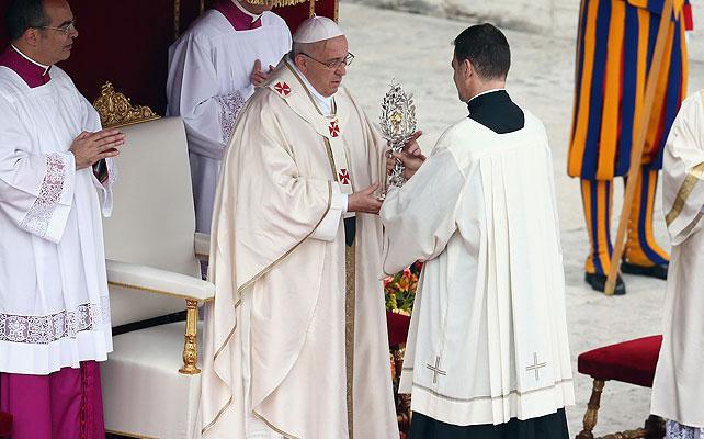 Canonización, Juan Pablo II, Juan XXIII