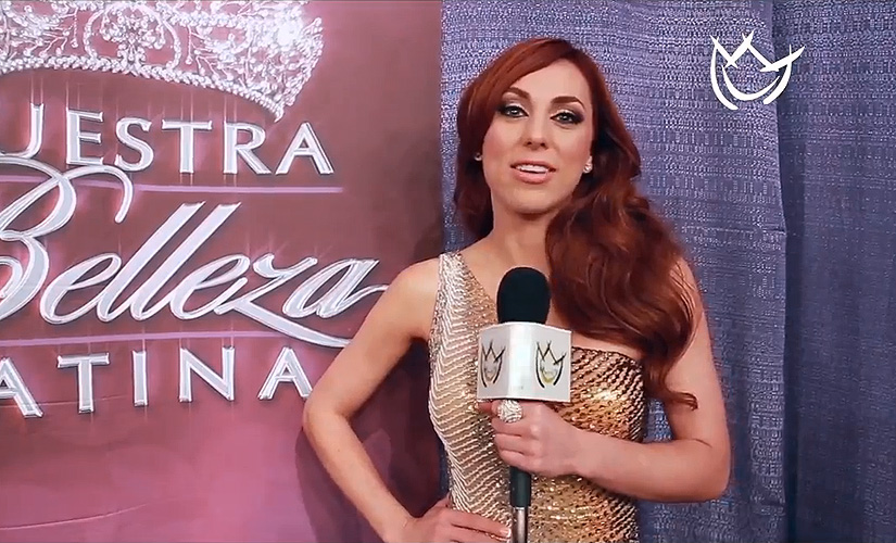 Prissila Sánchez, Nuestra Belleza Latina, 2014