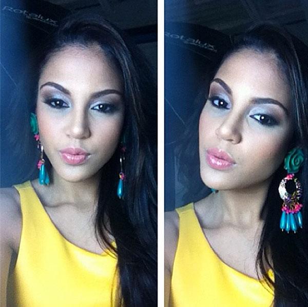 Nabila Tapia, Nuestra Belleza Latina