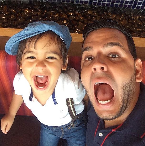 Tito El Bambino, Gabriel Efraín, redes sociales