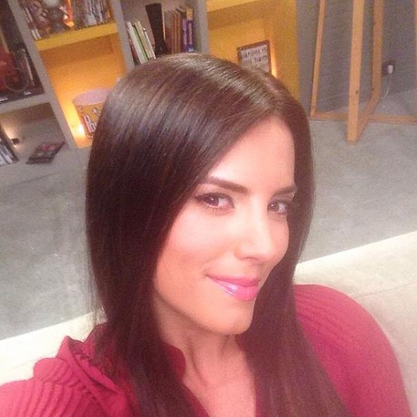 Gaby Espino, redes sociales