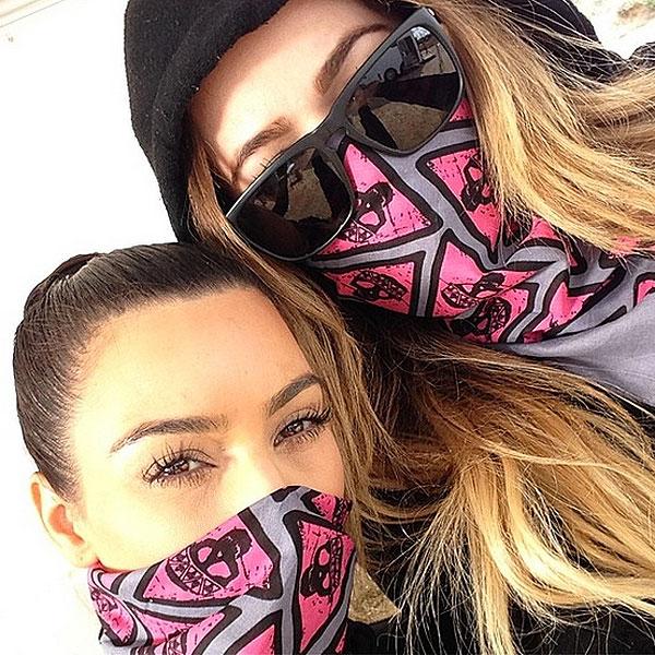 Kim Kardashian, Sin filtro