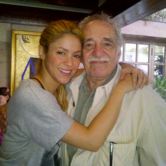 Shakira, Gabriel García Márquez