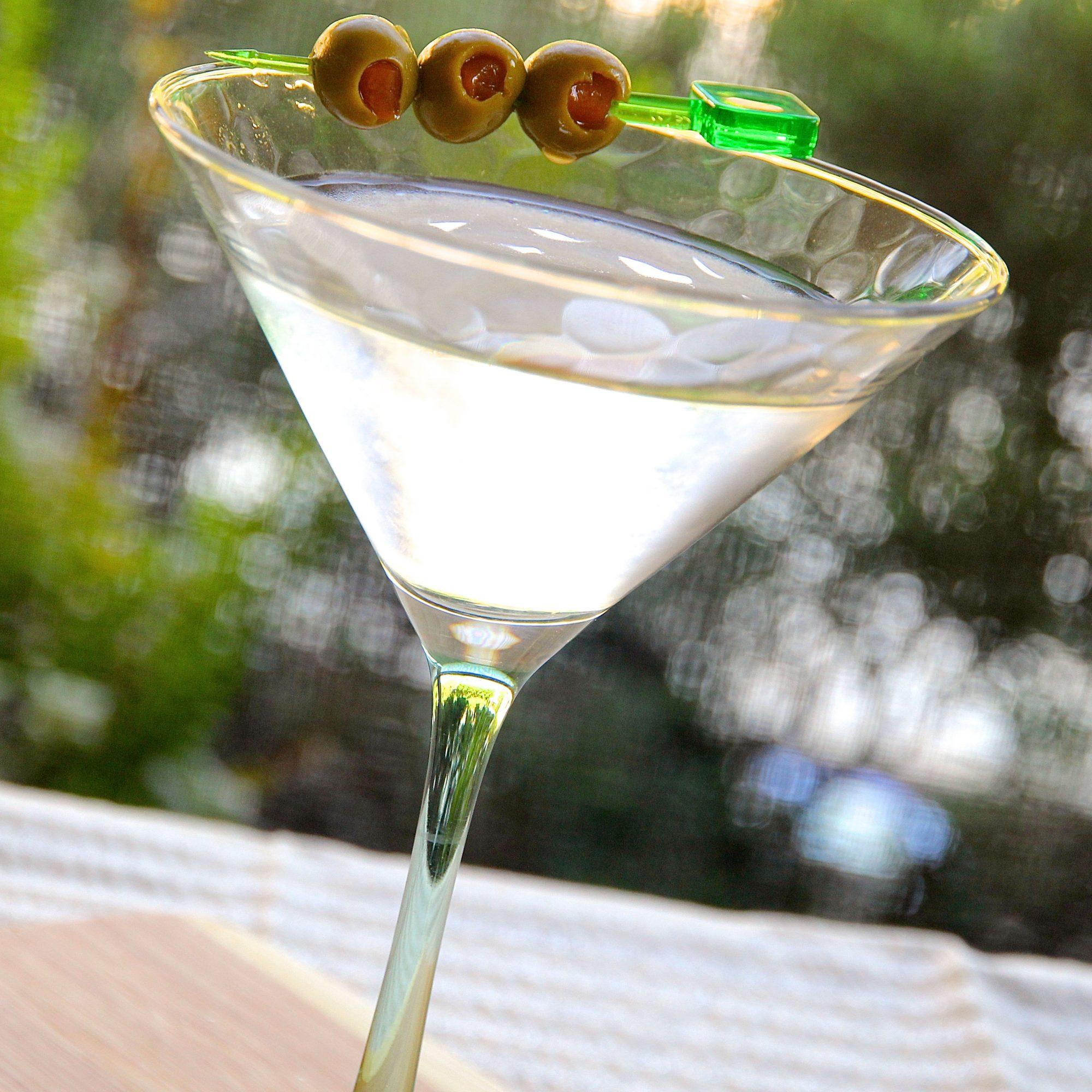 El martini perfecto
