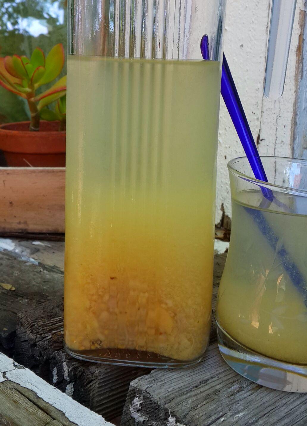 Agua de guayaba
