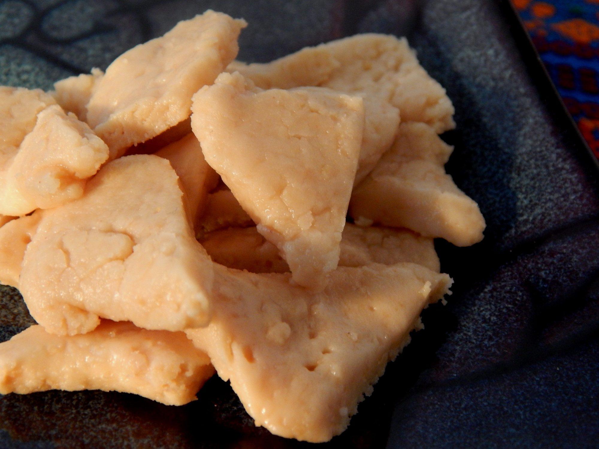 Mazapán de cacahuate