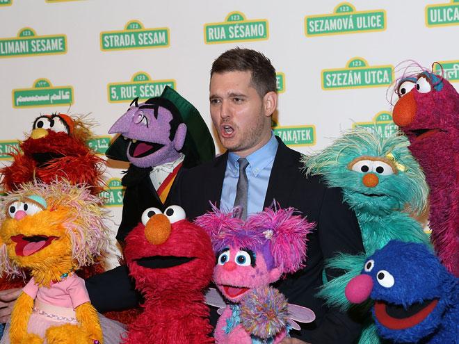 Michael Buble, Míralos