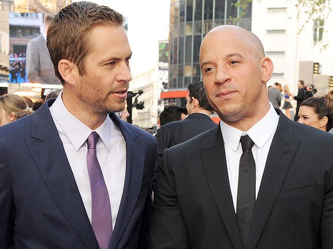 Vin Diesel, Paul Walker, Fast & Furious