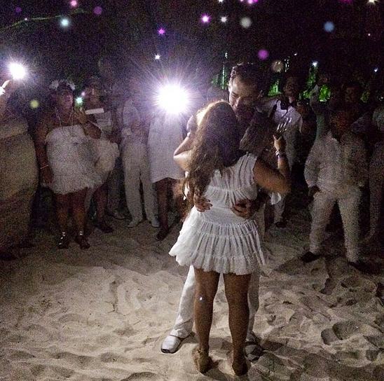 Compromiso de Adamari López y Toni Costa