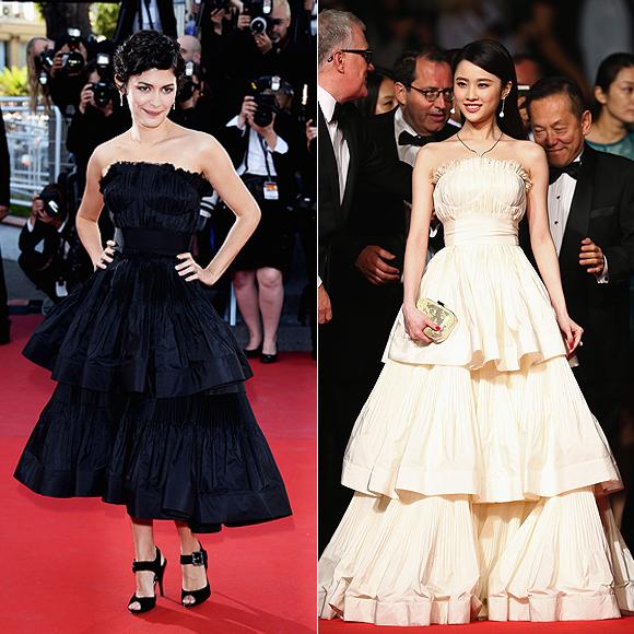 Dos mujeres un vestido, Audrey Tautou; Huiwen Zhang