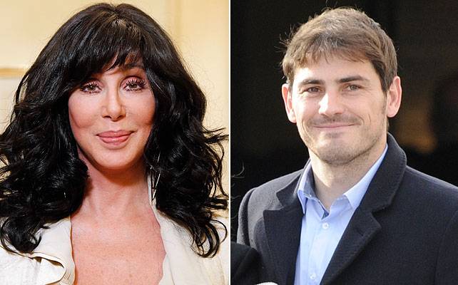 Cher, Íker Casillas, Cumpleaños Famosos