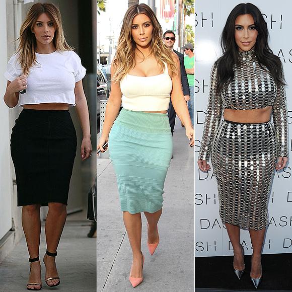 Tendencias, Kim Kardashian