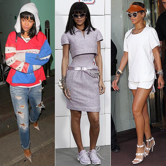 Tendencias, Rihanna