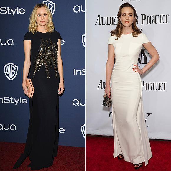 Dos mujeres un vestido, Diane Kruger, Leighton Meester