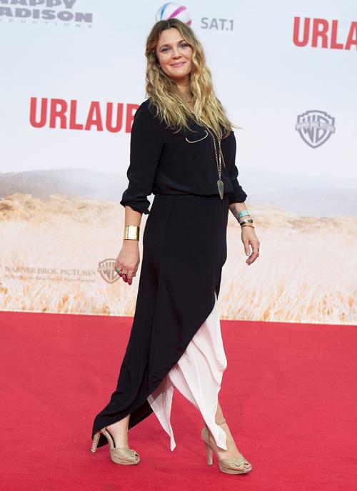 El look del día, Drew Barrymore