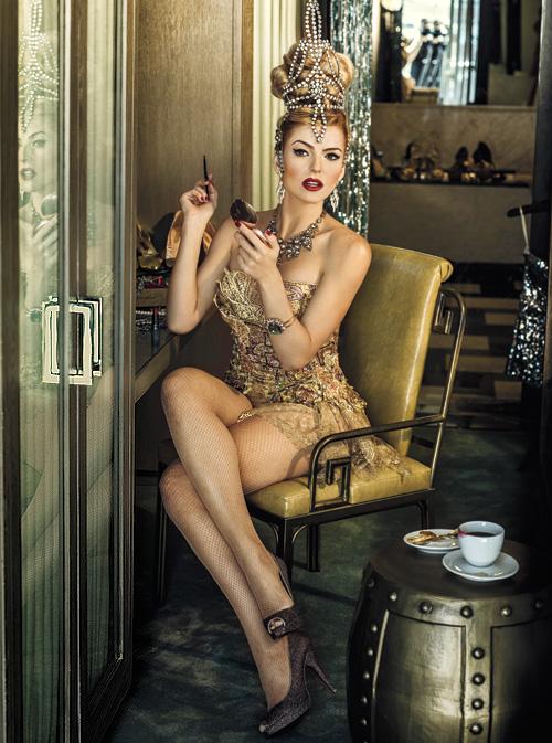50 más bellos 2014, Marjorie de Sousa