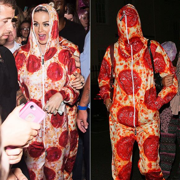Dos mujeres un vestido, Katy Perry, Cara Delenvigne