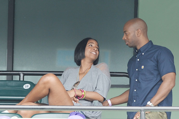 Kelly Rowland, Tim Witherspoon