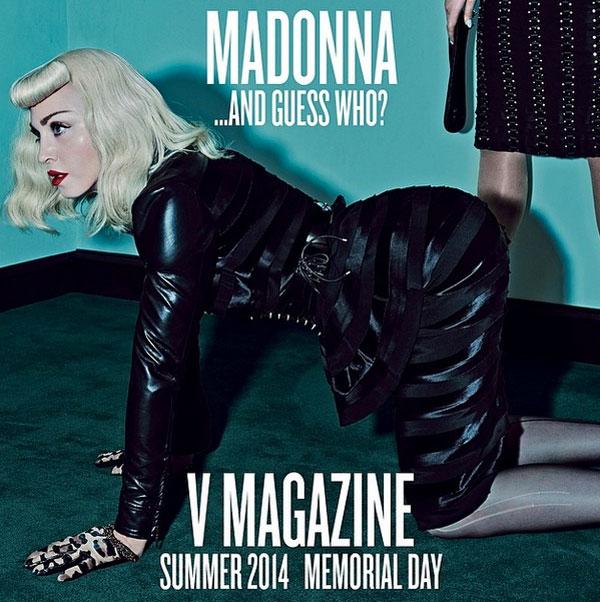 Madonna, V magazine
