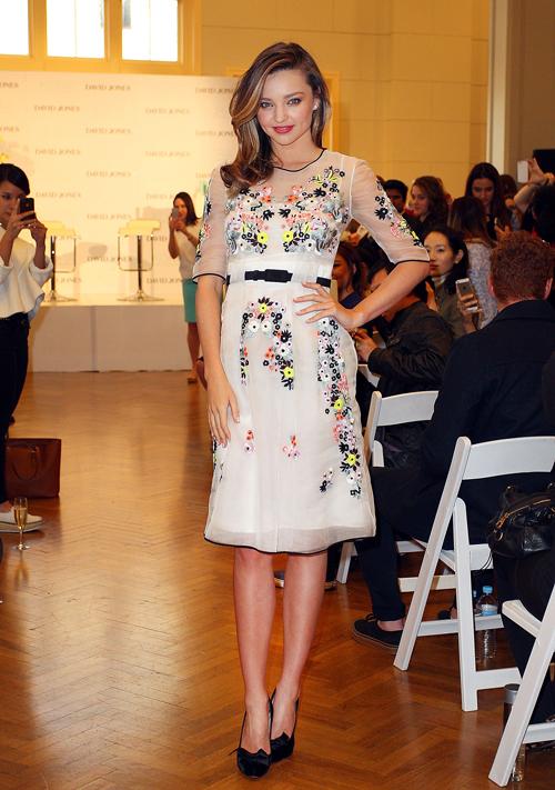 El look del día, Miranda Kerr