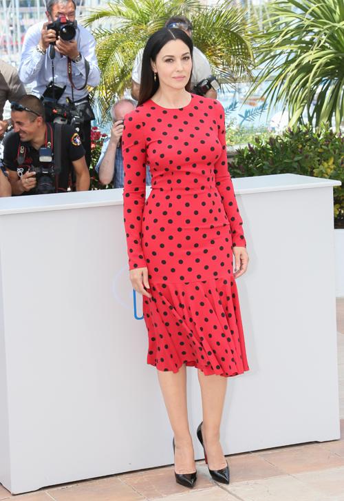 El look del día, Mónica Bellucci