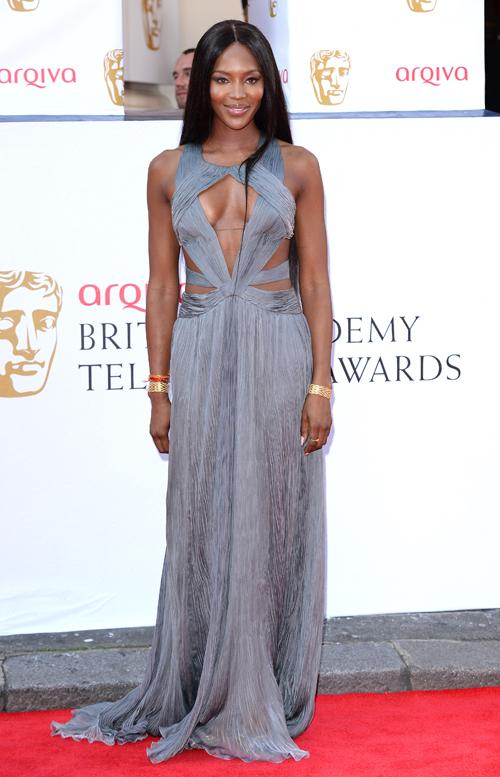 El look del día, Naomi Campbell