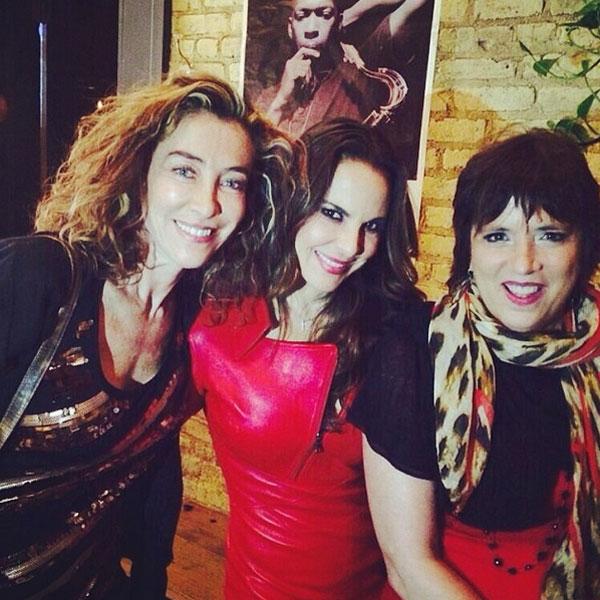 Kate del Castillo, Marcela Carvajal, Eve Ensle, Sin filtro