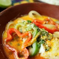 Estofado brasileño de pescado