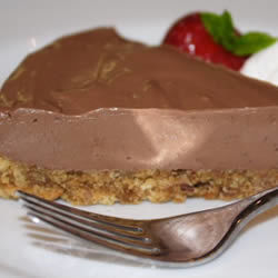 Cheesecake de chocolate con Kahlua®