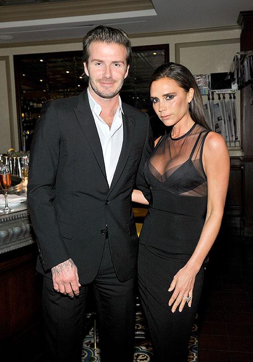 David Beckham, Victoria Beckham, parejas duraderas