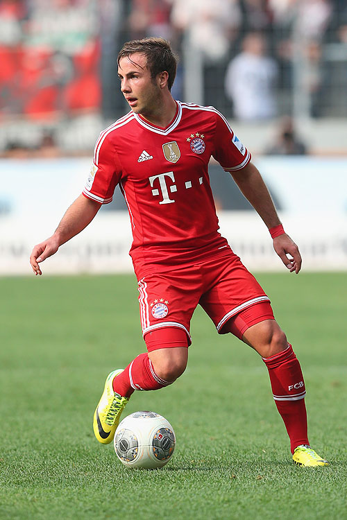 Mario Götze, guapos, fútbol
